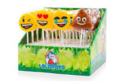 Emoji lolly